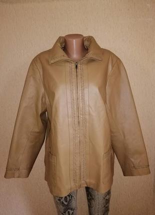 🔥🔥🔥стильная женская кожаная куртка, пиджак, жакет на молнии centigrade leather🔥🔥🔥
