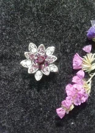 Кольцо 'цветок'