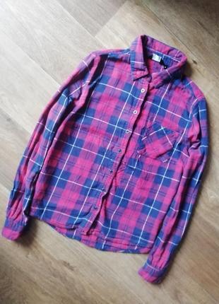Байковая рубашка, рубаха, блузка