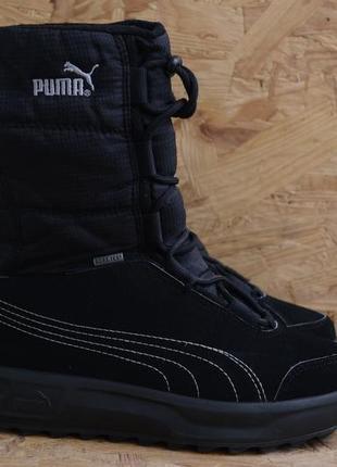 Ботинки puma gtx