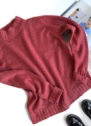 Мягкий свитер кашемировый
