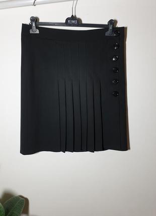 Шерстянная юбка burberry