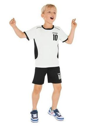 Футбольная форма-комплект на рост 122-128 см