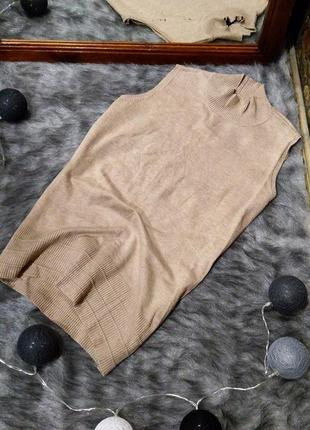 Блуза кофточка водолазка гольф