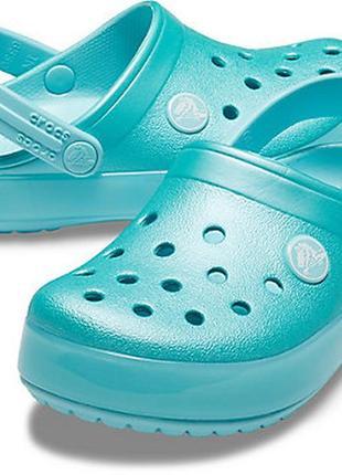 Сабо crocs ice pop clog