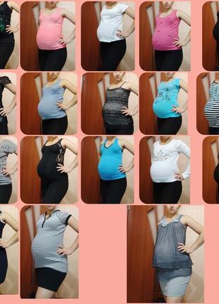 Вещи одежда для беременных кормящих кормления платье футболка майка лонгслив кофта