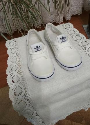 Женские полукеды ук.р-38 adidas.