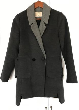 Шерстяне пальто zuaas
