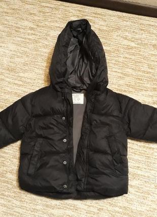 Теплесенька зимова курточка