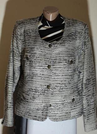 Роскошный пиджак mac scott 52-54