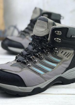 Демисезонные трекинговые ботинки сапоги