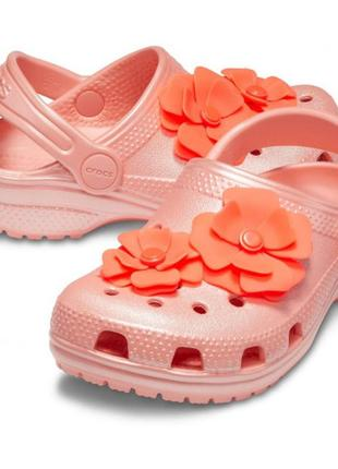 Сабо crocs vivid blooms