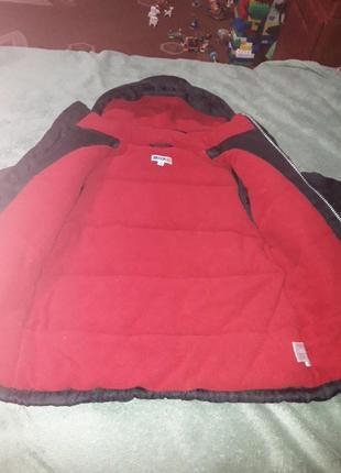Куртка на мальчика 3 лет на силиконе
