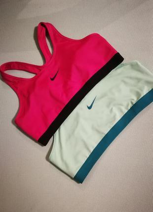 Nike,спортивный топ,оригинал