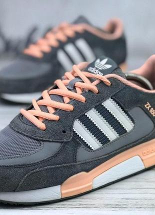 Adidas zx 850 женские кроссовки