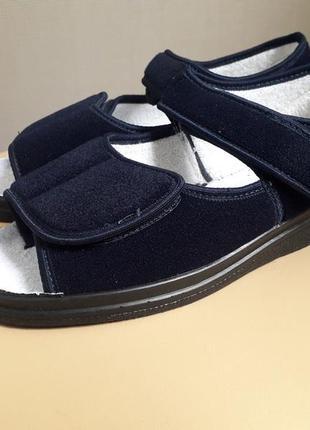 38 и 39 р. fisher новые ортопедические диабетические босоножки сандалии