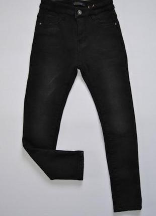 Утепленные джинсы для девочки р.134-164 (арт.85979) венгрия
