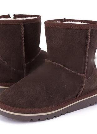 Уги угги ботинки зимние