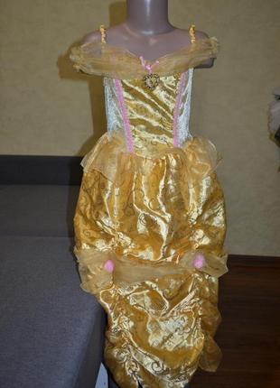 Карнавальный костюм, платье принцесса 7\8л
