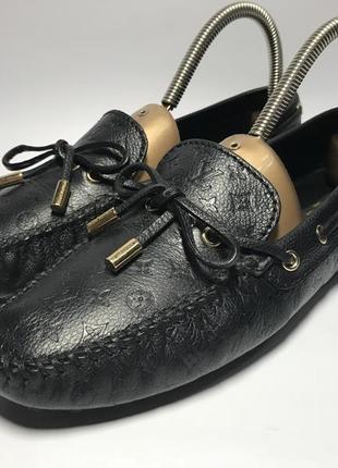 Женские мокасины louis vuitton gloria loafers