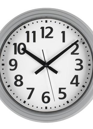 Часы безшумные , диаметр 36 см