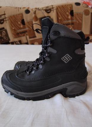 Ботинки columbia waterproof 200 grams
