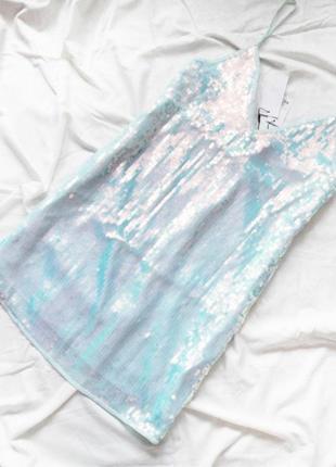 Перламутрова сукня