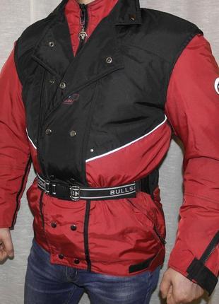 Bullson байкерская куртка мотоодежда экиперовка мотокуртка