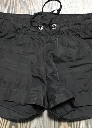 Шорты чёрные adidas