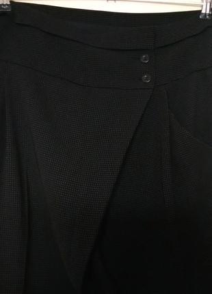 Мега стильные брюки на запах