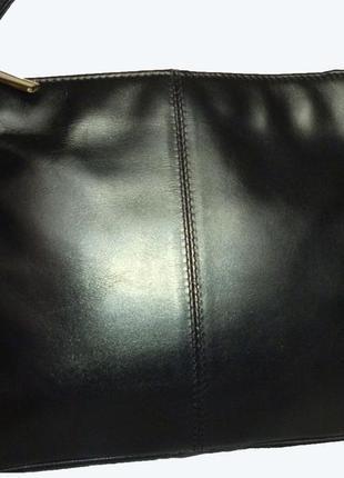 Стильная сумка натуральная кожа  debenhams