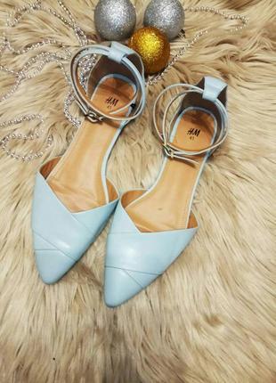 Туфли, босоножки h&m
