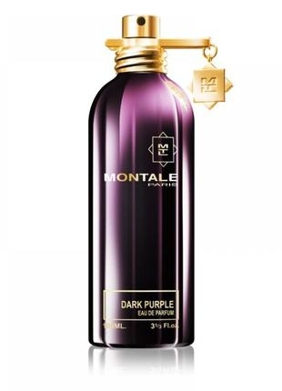 Montale dark purple edp 100 ml. унисекс