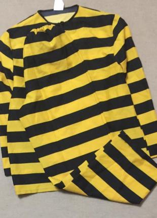 Карнавальный костюм пчёлка на рост 164 см