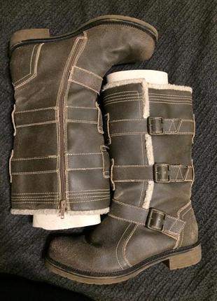 Firetrap burton boot 24 кожаные сапоги