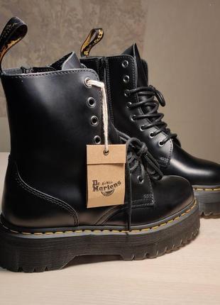 Ботинки dr martens jadon boots