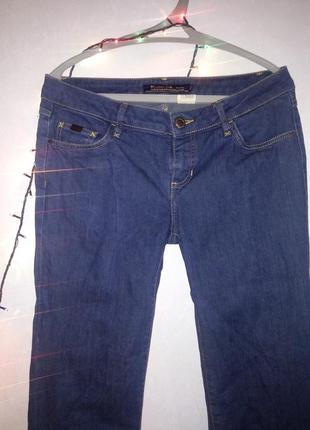 Качественные плотные джинсы massimo dutti