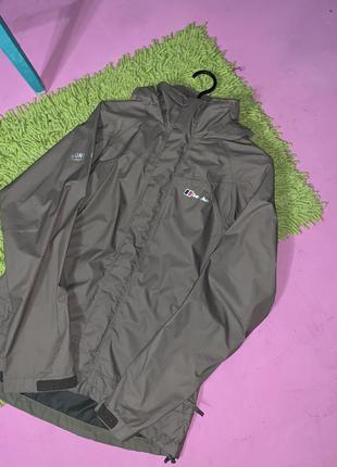 Куртка berghaus gor-tex со свежых коллекций