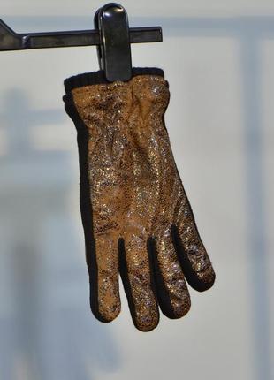 2233\20 теплые коричневые перчатки