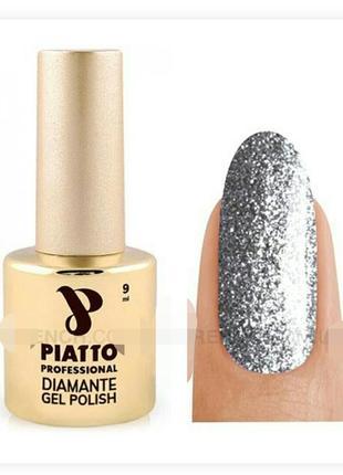 Piatto diamante №01,гель лак ,в наличии вся палитра