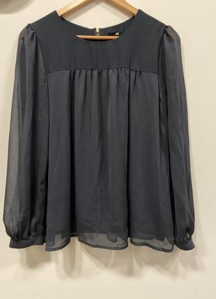 Блуза h&m. p.36/6.  #381.  1+1=3🎁
