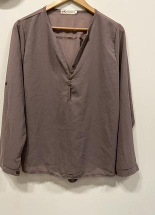 Блуза partysu p.xl # 383.  1+1=3🎁