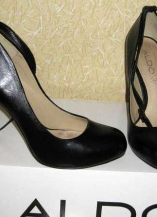 Туфли кожа aldo