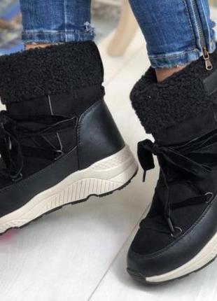 Угги женские ботинки р. 36-40 новые