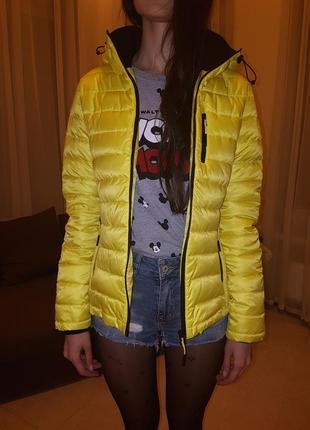 Куртка тёплая diverse
