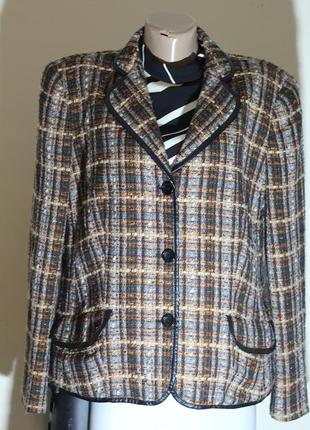 Роскошный пиджак 52-54