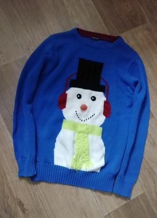 Новогодний свитер, джемпер, свитшот, кардиган, полувер, кофта