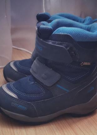 Чобітки ботинки для хлопчика