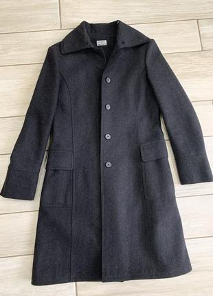 Тёплое пальто итальянского премиум бренда philosophy by alberta feretti