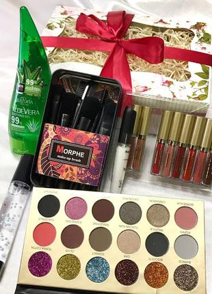 Набор декоративной косметики beauty box к.10270
